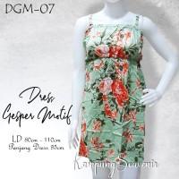 DRESS GESPER MOTIF DGM-07 BEST KAMPUNG SOUVENIR