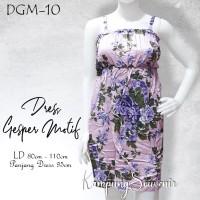 DRESS GESPER MOTIF DGM-10 BEST KAMPUNG SOUVENIR