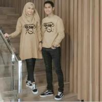 Baju Couple / Sepasang Pria dan Wanita ZLQ