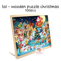 Zoetoys Toi - Wooden Puzzle | kado anak | mainan edukasi | mainan anak