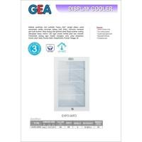 GEA DISPLAY COOLER EXPO-90FD