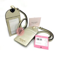 Lanyard Dompet ID Card Kate Spade : Dawn Breezy Floral Card Case
