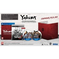 The Yakuza Remastered Collection Region 2 - PS4