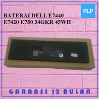 BATERAI DELL E7440 E7420 E750 34GKR 45WH
