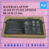 BATERAI LAPTOP ACER S7 S7-391 AP12F3J BLACK 13.3inc