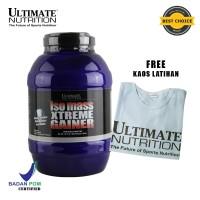 Iso Mass Xtreme Gainer (Rasa Vanilla), 10.11 lbs - Ultimate Nutrition