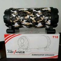 Speaker Advance T18 Bluetooth