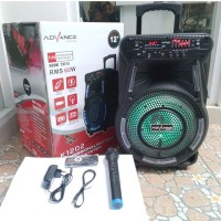 Speaker Meeting Portable Advance K1202 Bluetooth plus Mic Wireless