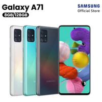 Samsung Galaxy A71 8/128gb Garansi Resmi SEIN