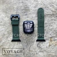 Strap Nylon Kanvas Army Apple Watch iWatch IWO Samsung Gear Frontier