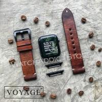 voyage original strap kulit asli apple watch iwo samsung Gear