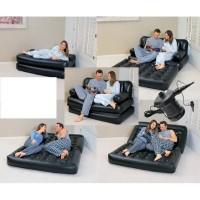 Sofa Bed 5 in 1 Bestway 75056 - Hitam