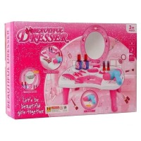 Mainan Meja Rias Anak Beautiful Dresser No.998A-5