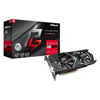 LAST STOCK VGA ASRock Radeon RX570 4GB Phantom Gaming HRG PROMO