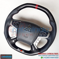 JUAL stir steering wheel pajero sport full option MURAH