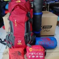 Paket Hemat Wajib Pendaki Gunung