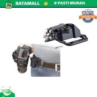 LYNCA Bracket Pinggang Gantungan DSLR Camera Belt Button - UK