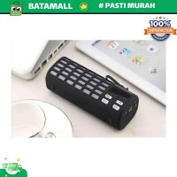 Outdoor Portable Bluetooth Speaker with TF Card Slot and NFC