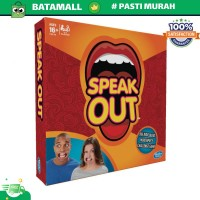 Mainan Tebak Kata Speak Out Game