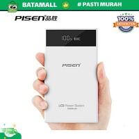 PISEN Power Bank LED Indicator 2 Port 10000mAh
