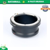 Lens Adapter Ring for Nikon F AI AF Lenses to Micro 4/3