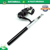 Mini Portable Extreme Pen Fishing Rod Length 1.5M