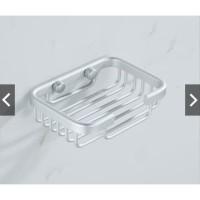 HBH100 - Tempat/rak sabun batangan aluminium