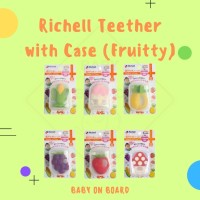 Richell Teether With Case