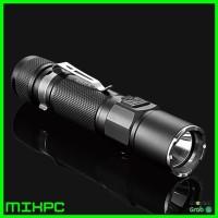JETBeam KO02 Senter LED CREE XHP35 1800 Lumens - Black