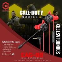 Earphone Gaming CYBORG EAG-88 (SoundBlasterX)
