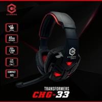 Headset gaming CYBORG CHG-33 Transformers