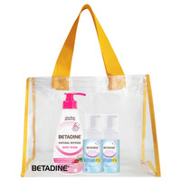 Valentine Package BETADINE Pomegranate Bottle 500mL With Foam 100mL
