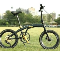 Sepeda Lipat Element Ecosmo 10sp- Limited Edition 20,inch