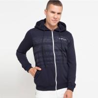 Cressida Stripe Hoodie Jacket L359