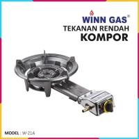 Kompor Gas Winn Gas W-21A Tekanan Rendah Semawar [ORIGINAL]