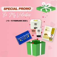 Sweet Natra - Bundling Package Valentine Edition