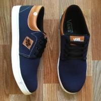 BEST SELLER Sepatu casual Vns blue denim Special edition VD2
