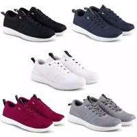 BEST SELLER RZ 01 Sneaker Casual Pria Wanita 39-43 TERLARIS