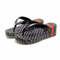 BEST SELLER Sandal Wedges Guci 5Cm TERLARIS