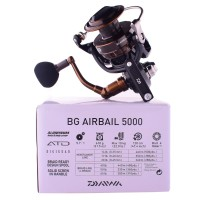 Reel Spinning Daiwa BG Airbail - 5000 Indonesiamemancing