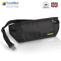 Travel Blue Security Lightweight Money Belt- TB111