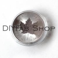 Koin Perak Maple Leaf Canada RCM Silver 1 oz 10 dirham