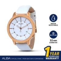 Jam Tangan Wanita Alba Leather AG8216 Original