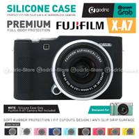 Silikon Fujifilm X-A7 / XA7 Silicone Case Sarung Silicon Mirrorless