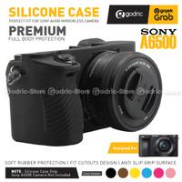 Silikon Sony Alpha A6500 Silicone Case Sarung Silicon Kamera A 6500