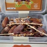Kurma al kautsar kurma Tunisia kurma tangkai 500gr mirip palm fruit