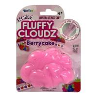 Compound Kings Slime Fluffy Cloudz Mainan Slime Anak Lembut Blister