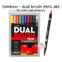 Zoetoys Tombow - Dual Brush Pens ABT 10 Color Set | mainan edukasi