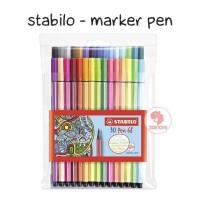 Zoetoys Stabilo - Marker Pen | mainan edukasi | mainan anak | edutoys