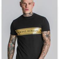 Kaos/Polo shirt/Tshirt Roone Roman Speed Race Blocked Cotton